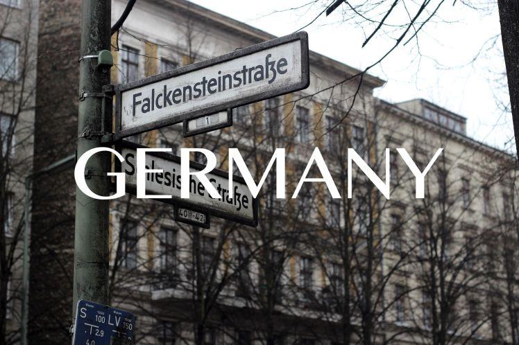 """Germany"""