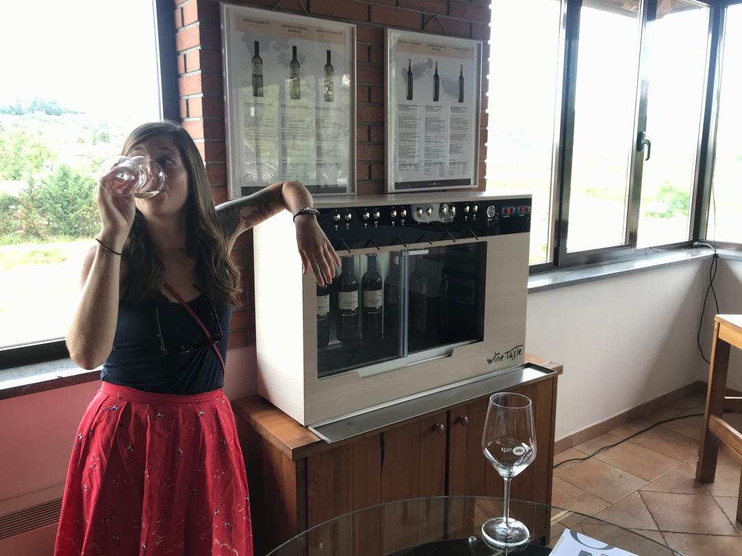 Slovenia - Wine Tasting