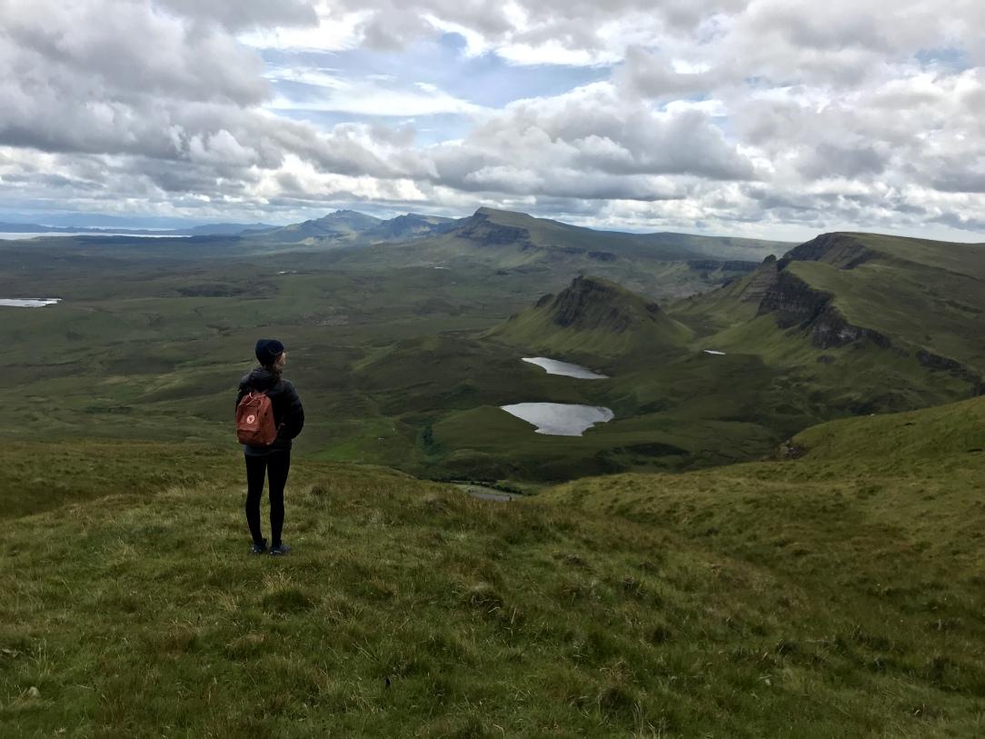 Isle of Skye - Quirang